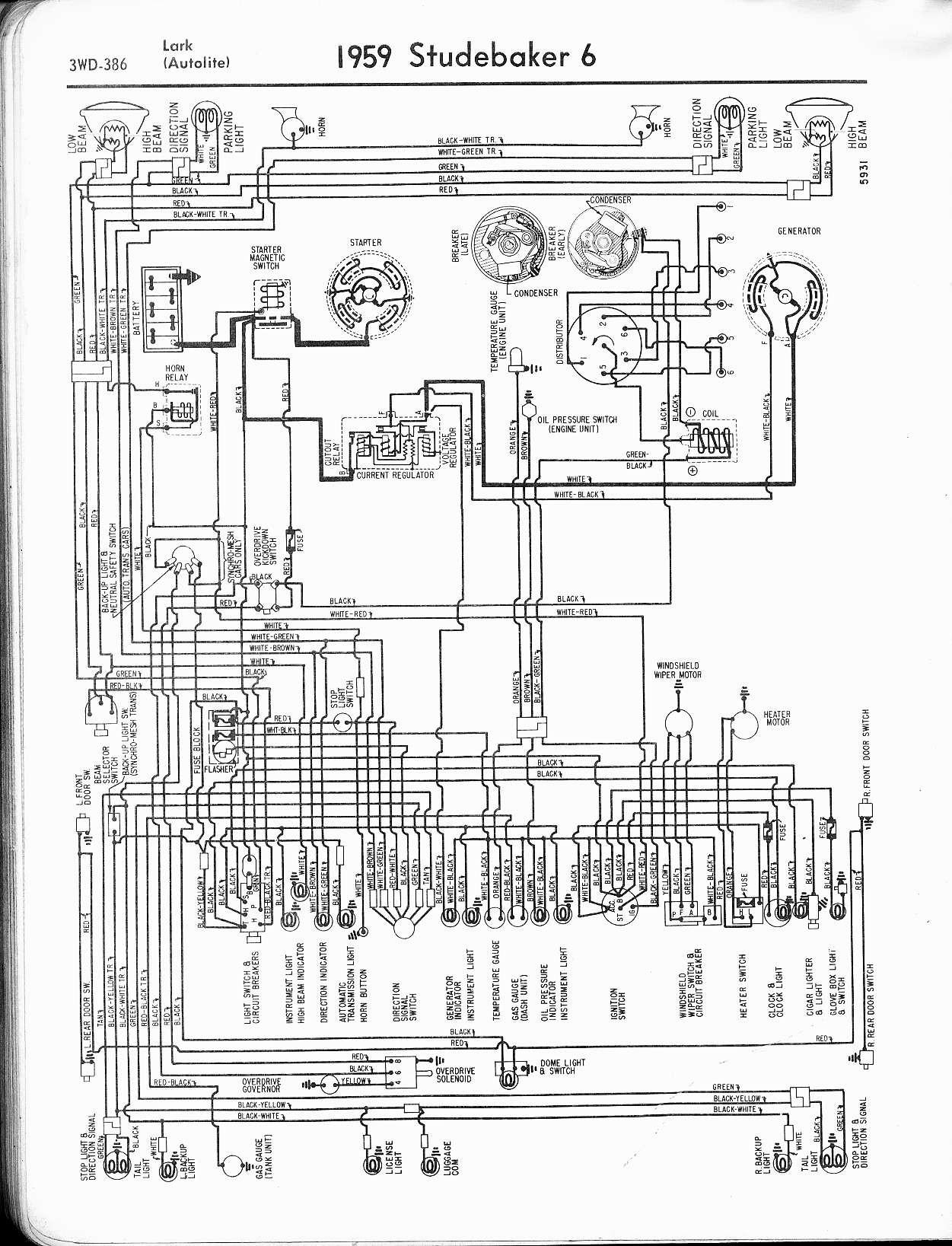 Car Electrical System Diagram Automotive Wire Diagram