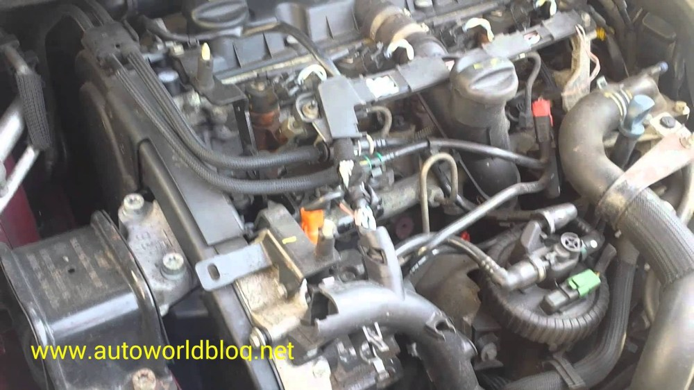 medium resolution of citroen c4 engine diagram peugeot 307 glx hdi 110hp 2003 diesel manual engine sound problem of