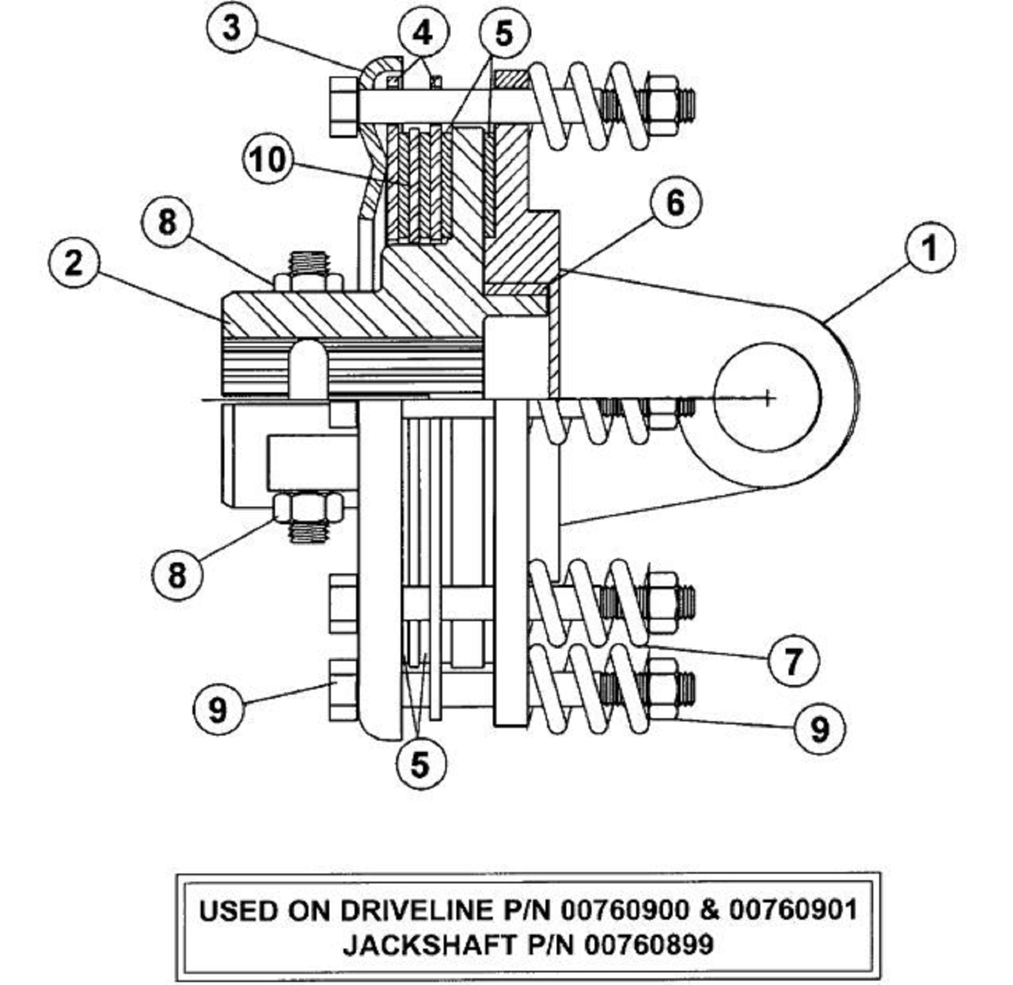 Clutch assembly diagram servis rhino tw84 rotary cutter tw84 sn current slip clutch of clutch assembly
