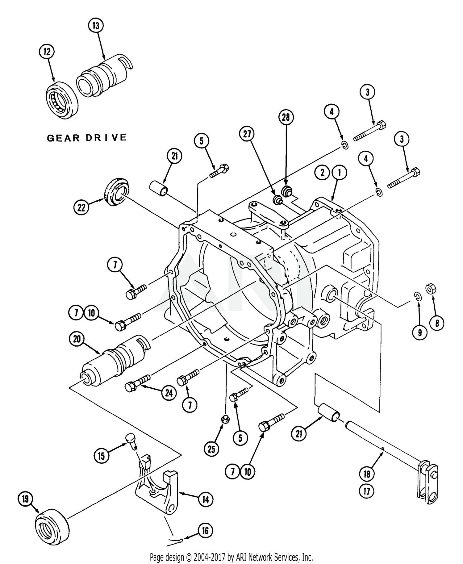 Cub cadet parts diagram cub cadet parts diagrams cub cadet 7274 tractor 545 436d100 544 of