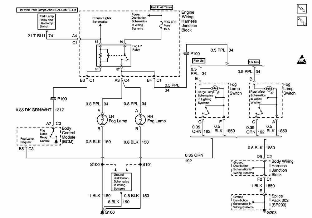 medium resolution of 1996 saturn fog light switch diagram wiring diagram portal u2022 rh graphiko co 2006 chevy silverado