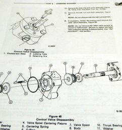 ford 2 3 engine diagram ford 1310 1510 1710 tractor service manual repair shop book w [ 1600 x 1200 Pixel ]