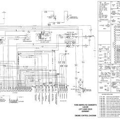 2004 Ford Focus Engine Diagram 94 S10 Headlight Wiring Mondeo | My