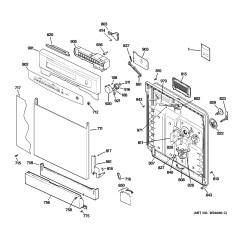 Elna Sewing Machine Parts Diagram 1995 Jeep Cherokee Stereo Wiring Ge Nautilus Dishwasher My