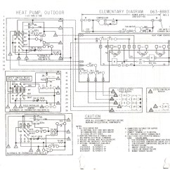 Goodman Heat Pump Wiring Diagram Thermostat Standard Telecaster Pickup My