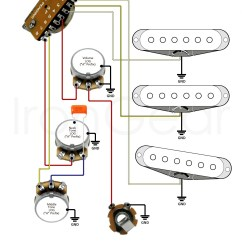 Guitar Wire Diagram Bathroom Drainage 2 Pickup Wiring Library