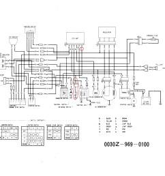 honda small engine diagram 1996 honda 300 trx wiring diagram honda wiring diagrams instructions of honda [ 6600 x 5100 Pixel ]