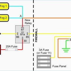 Smart Car Horn Wiring Diagram Prs S2 With Relay Fresh