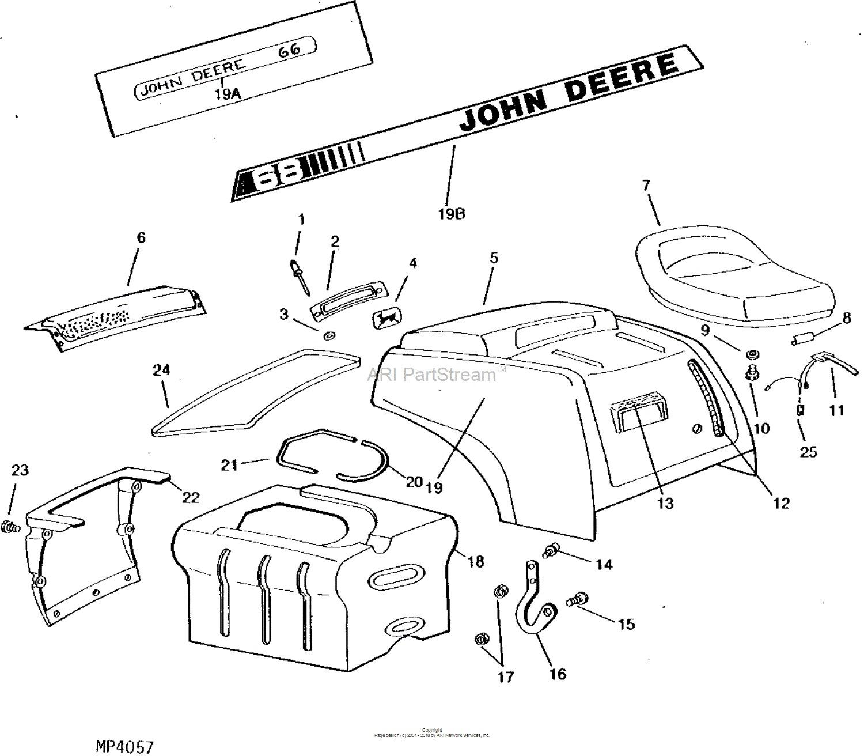 4030 John Deere Engine Diagram Trailblazer Bo Radio Wiring