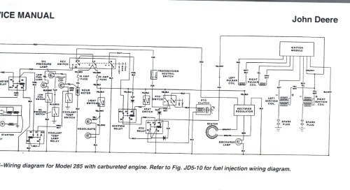 small resolution of wiring schematic for john deere 445 free download wiring diagrams john deere 445 pto solenoid john deere 445 wiring diagram