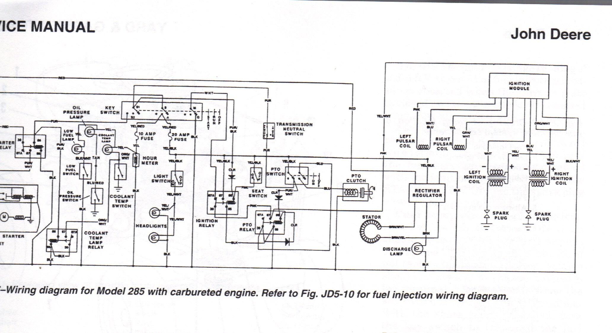 John Deere Wiring Diagrams Jd Stx 38 Wiring Diagram Wiring