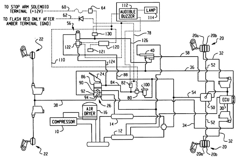 medium resolution of how to unfreeze air brake lines in semi truck kenworth air brake system diagrams best free wiring diagram protection peterbilt follow