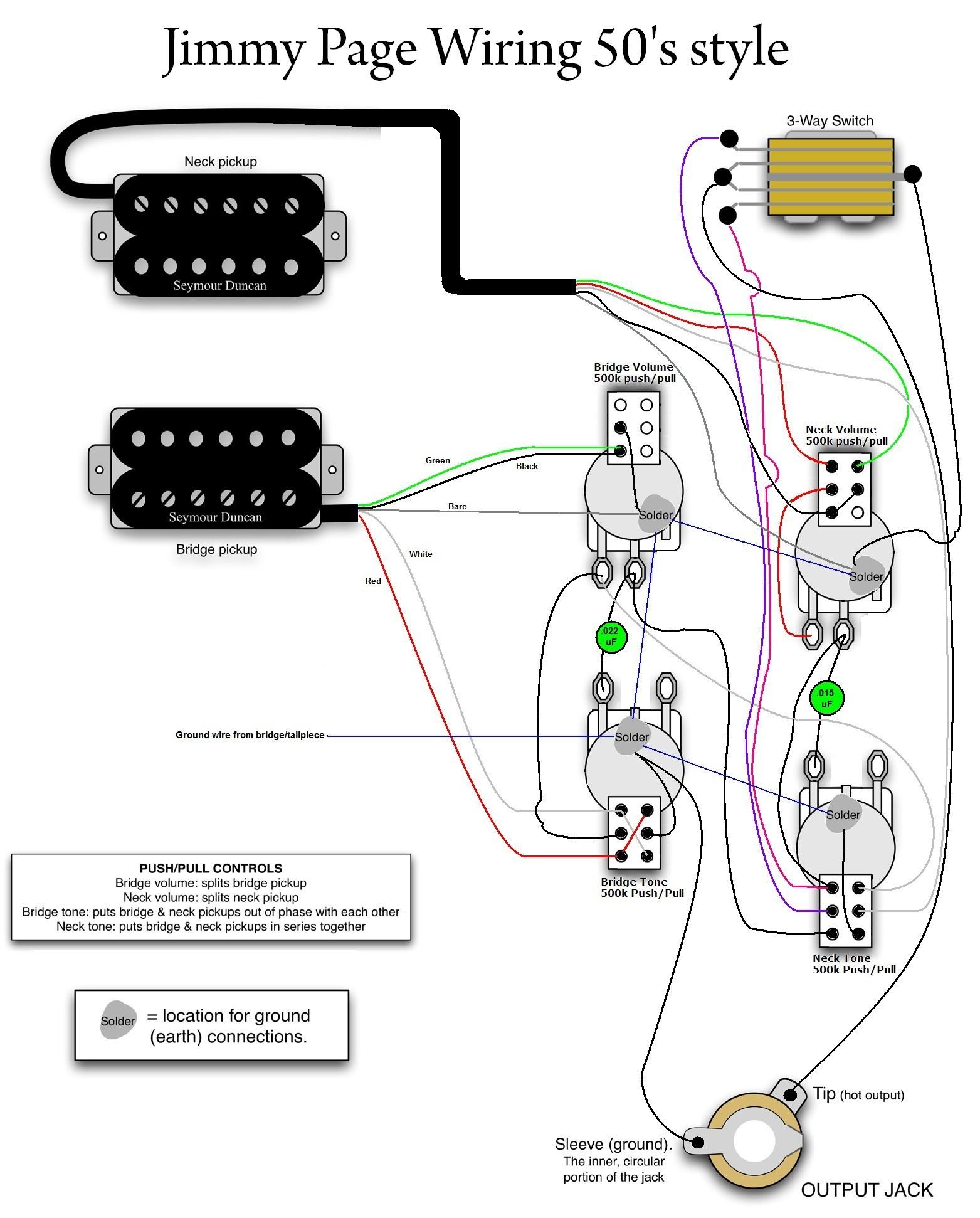 3 humbucker wiring diagram 2002 ford explorer les paul diagrams
