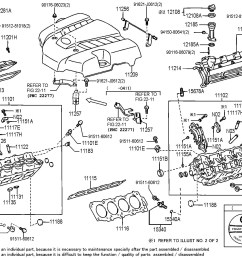 lexus rx300 engine diagram lexus es300 engine diagram lexus wiring diagrams instructions of lexus rx300 engine [ 2000 x 1379 Pixel ]