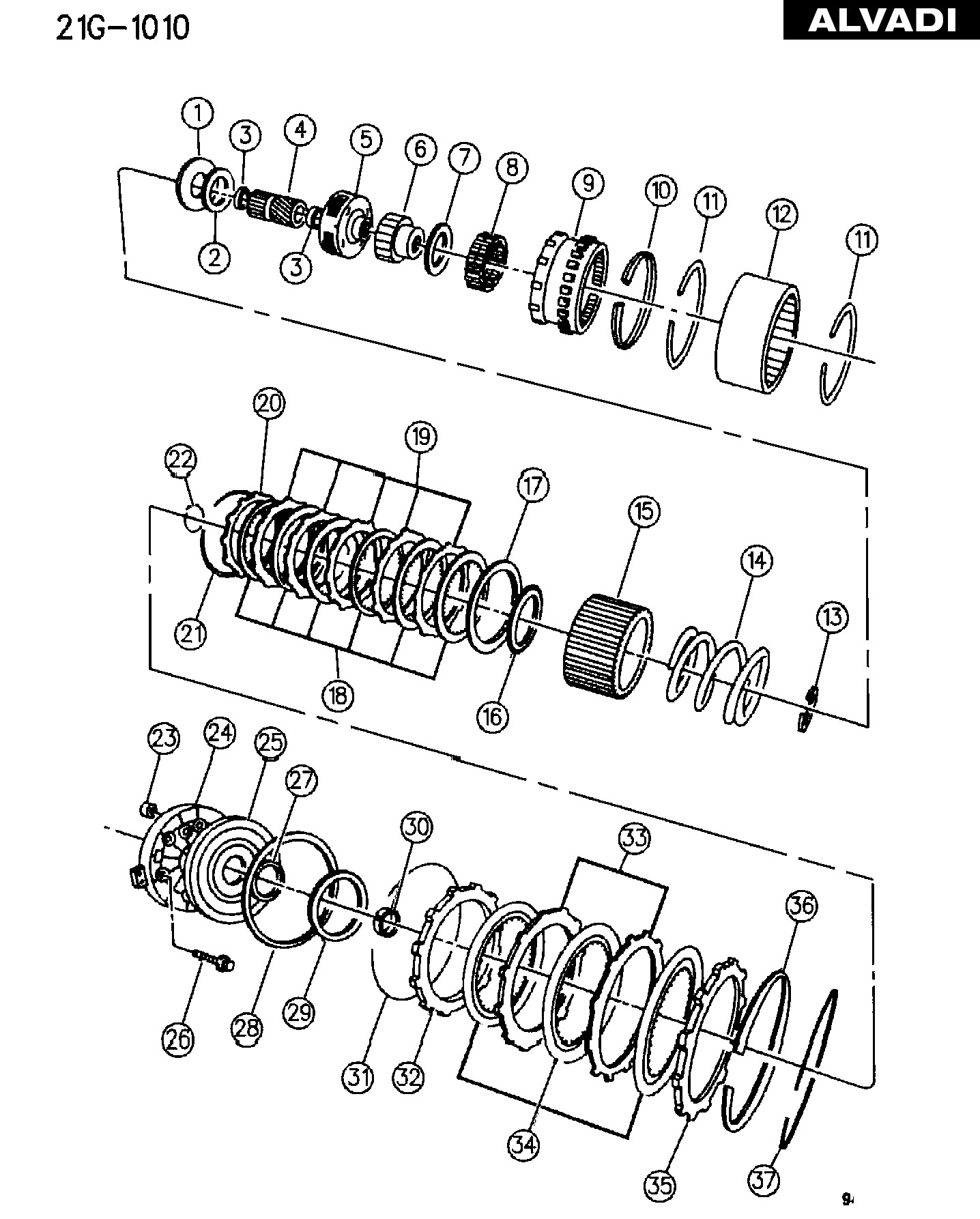 Manual Transmission Clutch Diagram Ram Clutch Overdrive