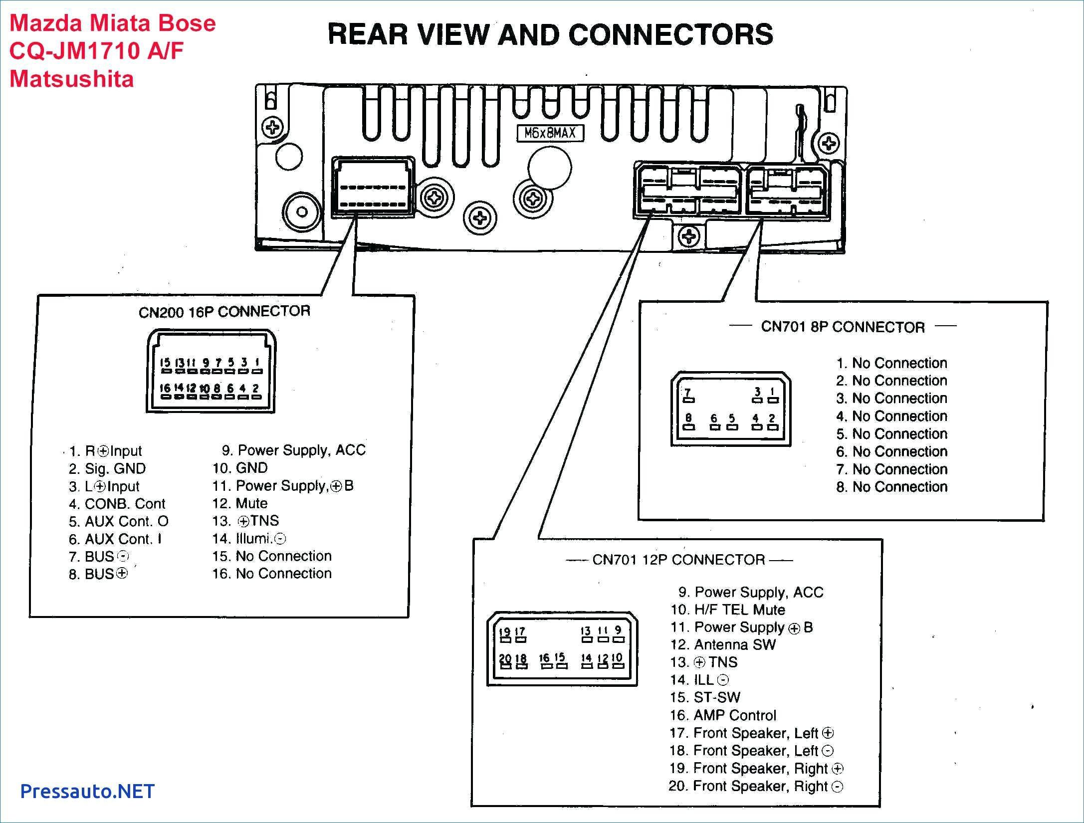 1996 Mazda 626 Wiring Diagram
