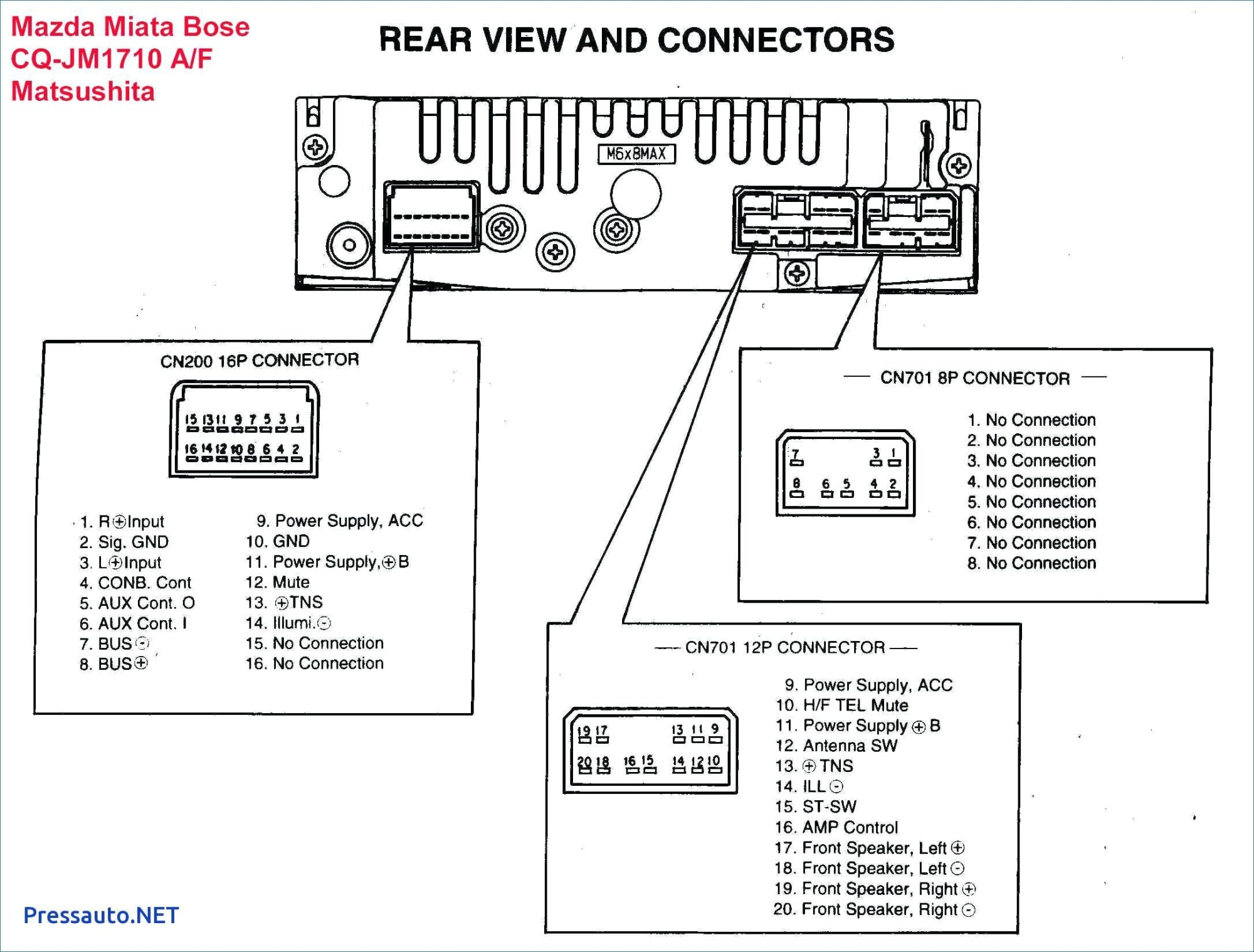 hight resolution of mx6 radio wiring diagram wiring diagram review mix mazda radio wiring colors new wiring diagram mazda