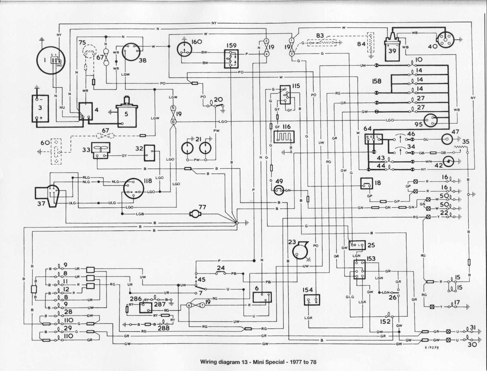 2006 Mini Cooper Engine Compartment Diagram
