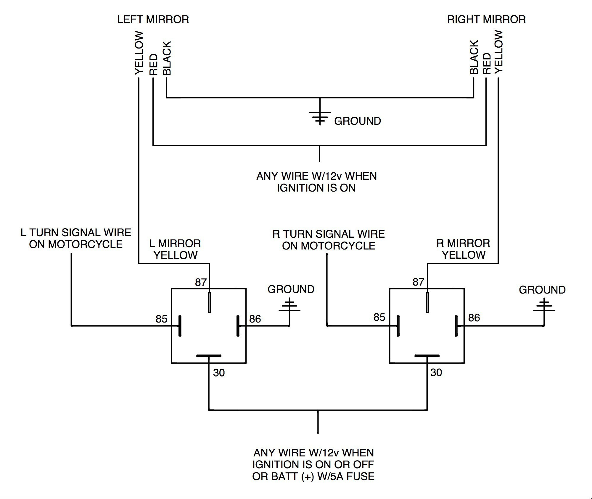 hight resolution of basic tail light wiring diagram wiring diagram source 1996 volvo camshaft diagram basic tail light wiring