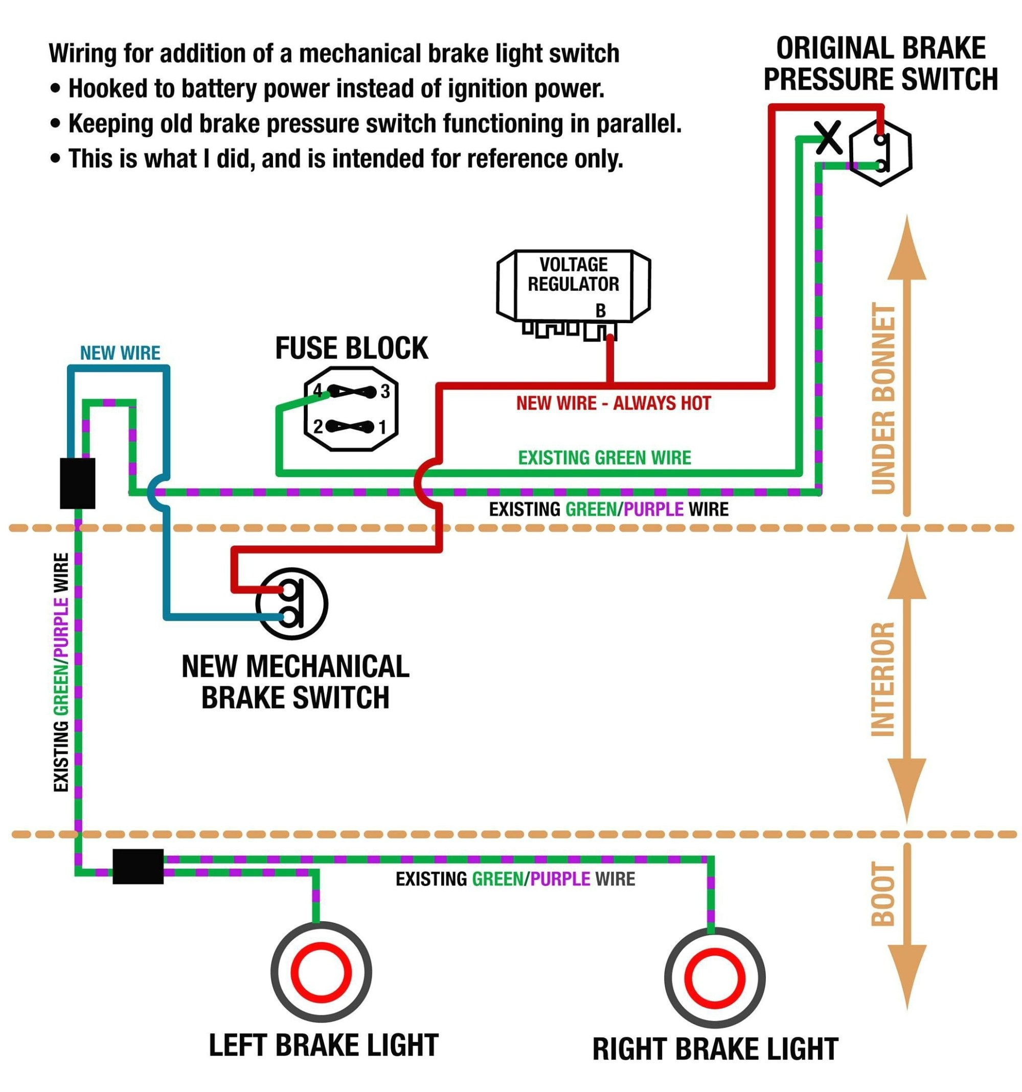 hight resolution of motorcycle tail light wiring diagram