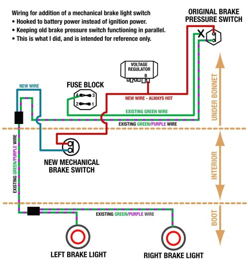 small resolution of motorcycle tail light wiring diagram