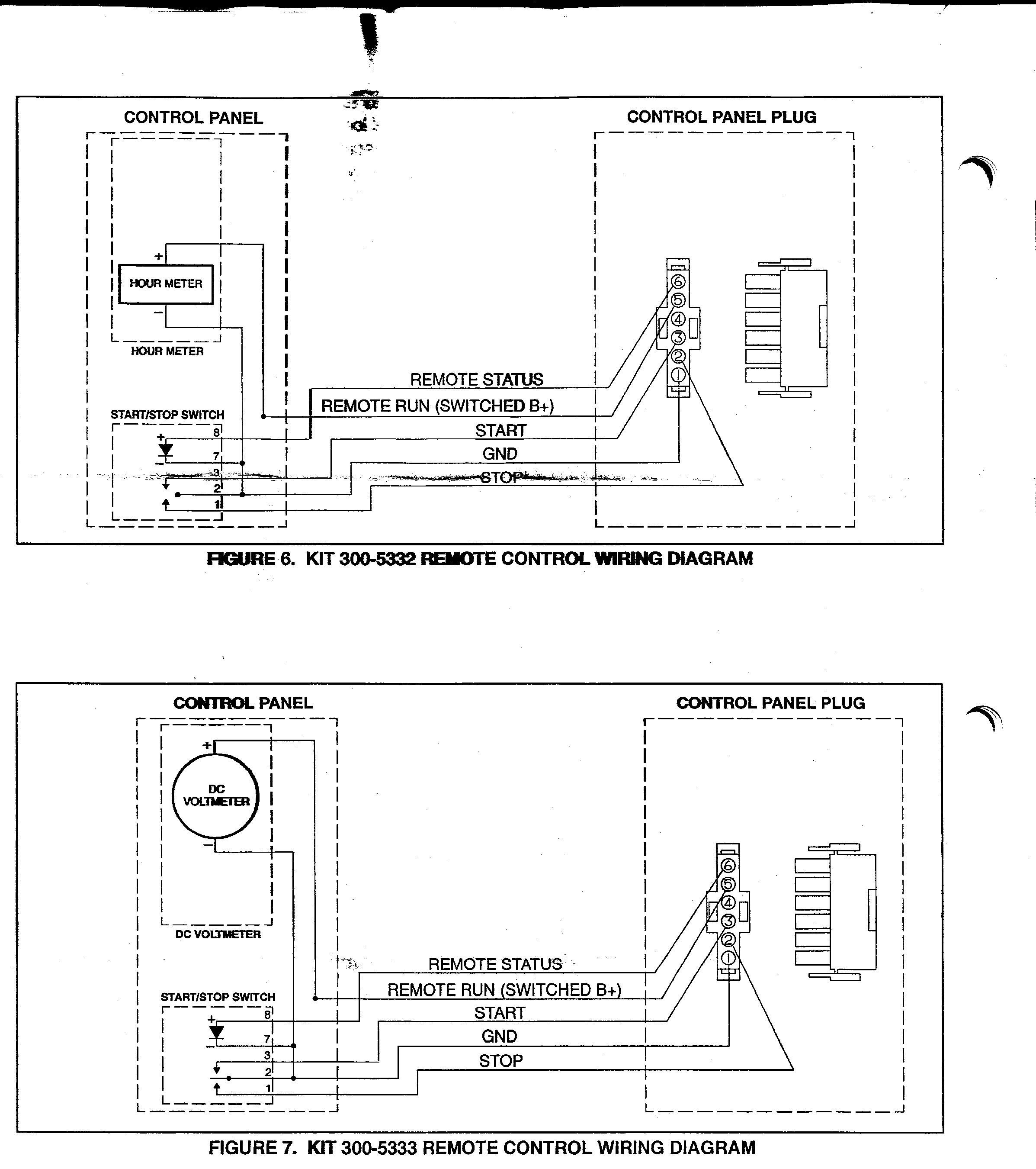 Onan Generator Wiring Harness - Wiring Diagrams User