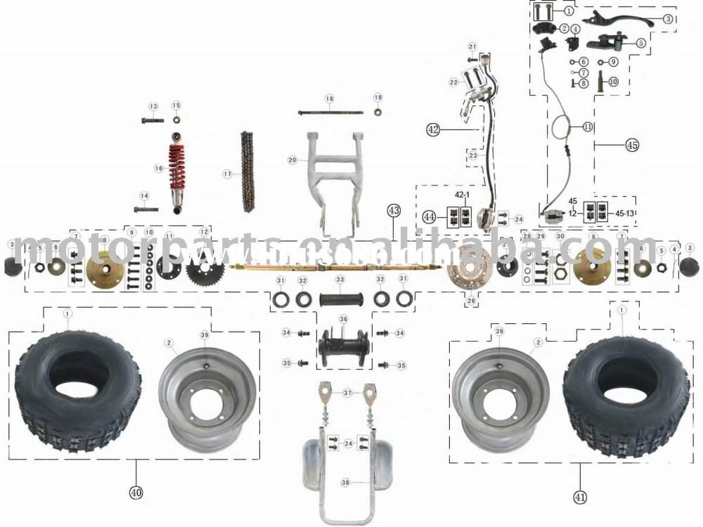 medium resolution of razor e300 rear wheel assembly diagram wiring diagram