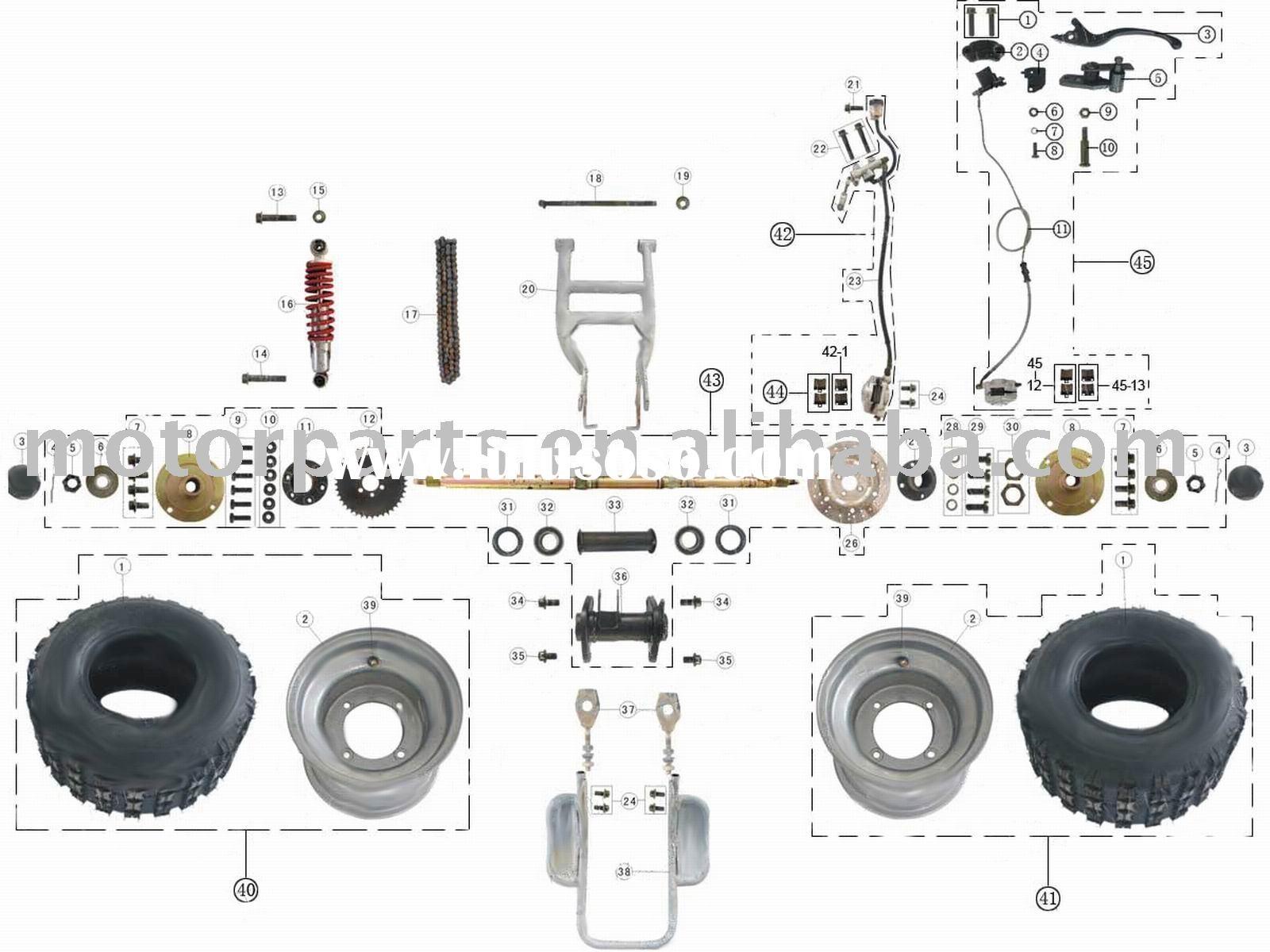 hight resolution of razor e300 rear wheel assembly diagram wiring diagram
