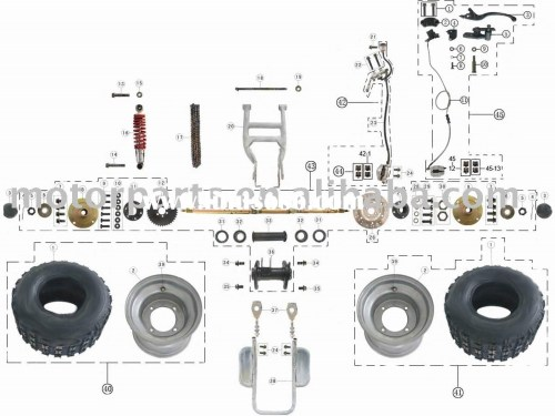 small resolution of razor e300 rear wheel assembly diagram wiring diagram