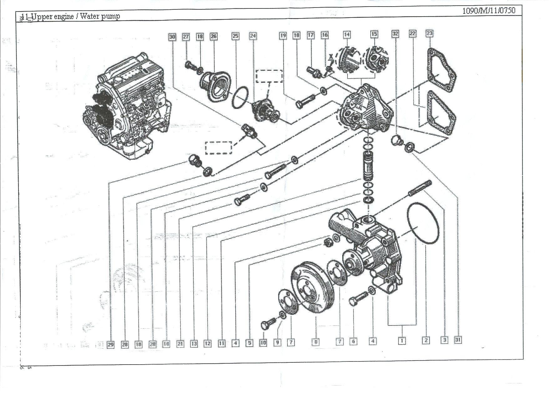 Renault Master Engine Diagram Renault Trafic Engine