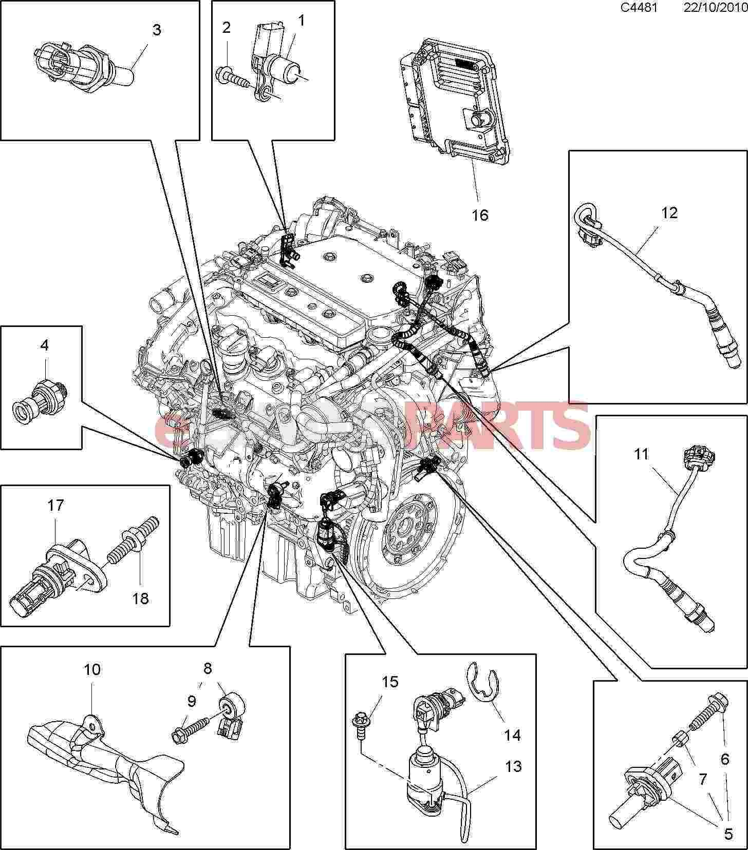 WRG-4699] 2002 Saab 9 5 2 3 Engine Diagram on