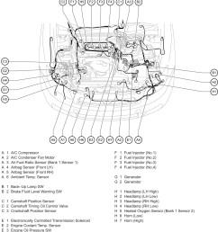 2000 acura tl engine diagram [ 1447 x 1599 Pixel ]