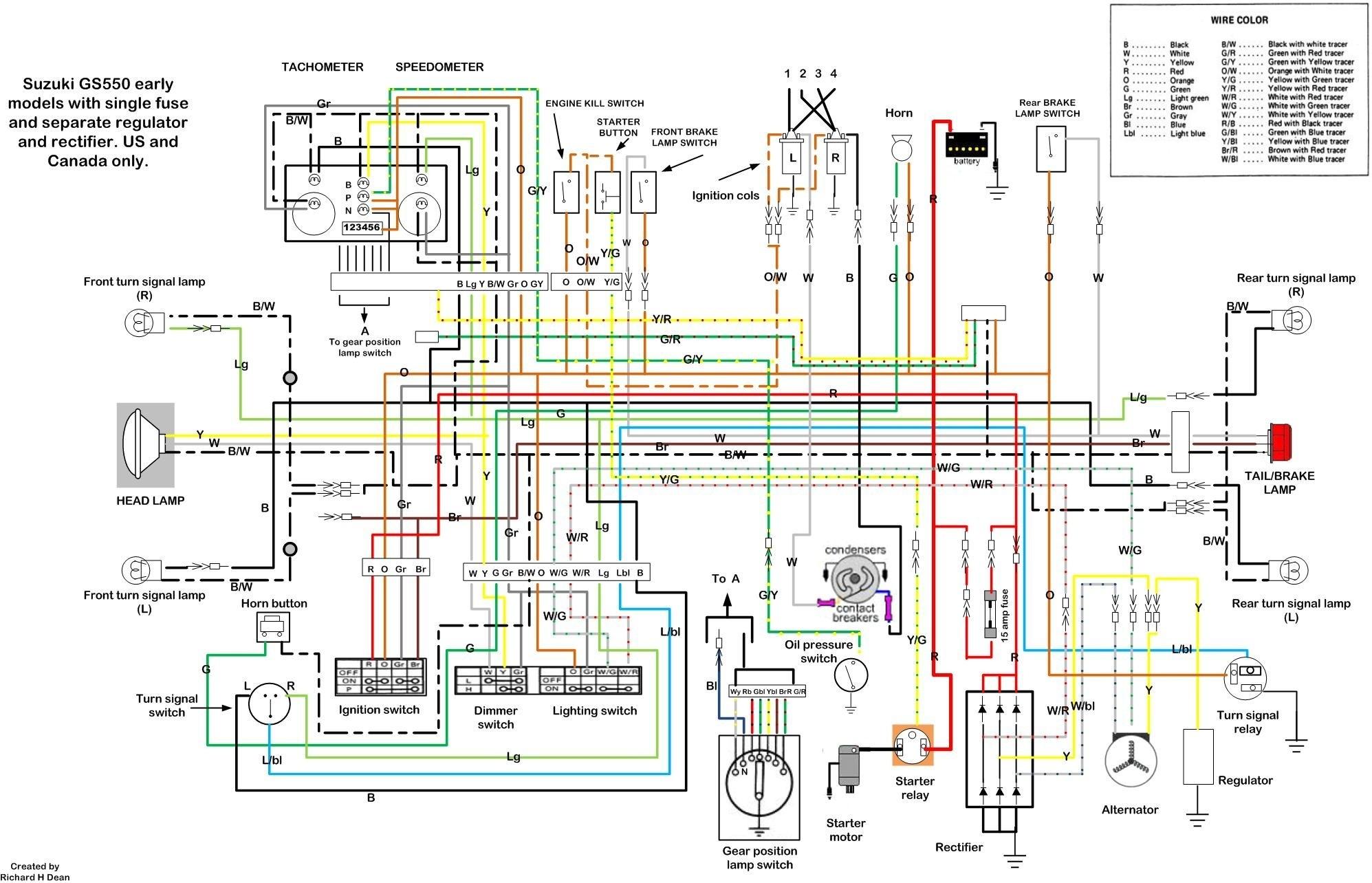 1981 toyota truck wiring diagram lg tv circuit pdf suzuki 750  for free