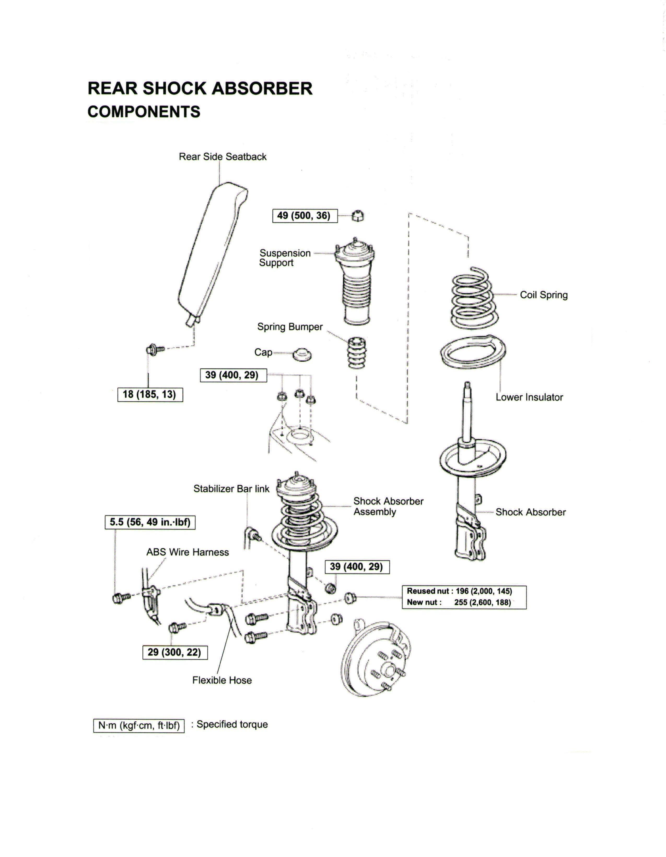 Toyota Avensis Engine Diagram 98 toyota Ta A Wiring