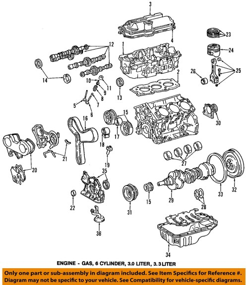 small resolution of toyota camry engine parts diagram 1998 camry fuse diagram wiring