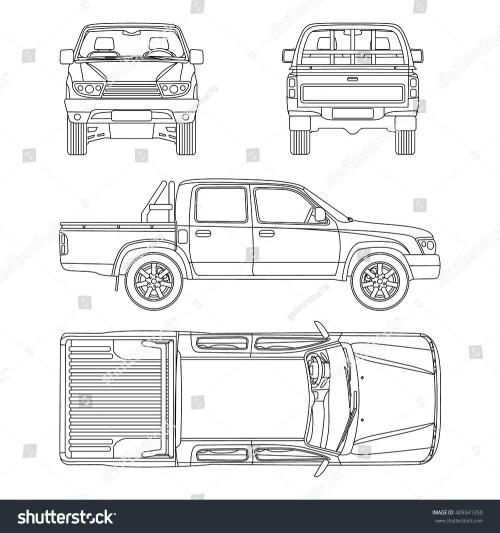small resolution of  vehicle accident report of truck damage diagram related post