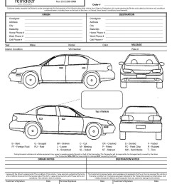vehicle accident report of truck damage diagram related post [ 1275 x 1650 Pixel ]