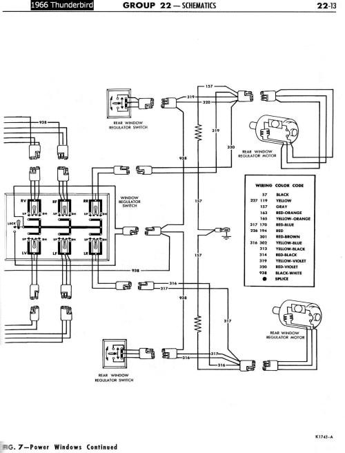 small resolution of 1955 t bird wiring diagram