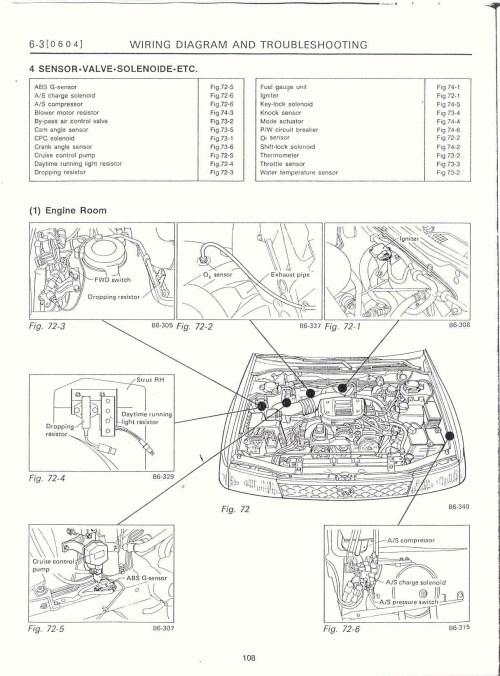 small resolution of 2002 subaru impreza parts diagram u2022 wiring diagram for free 2001 subaru outback engine diagram subaru h6 engine diagram