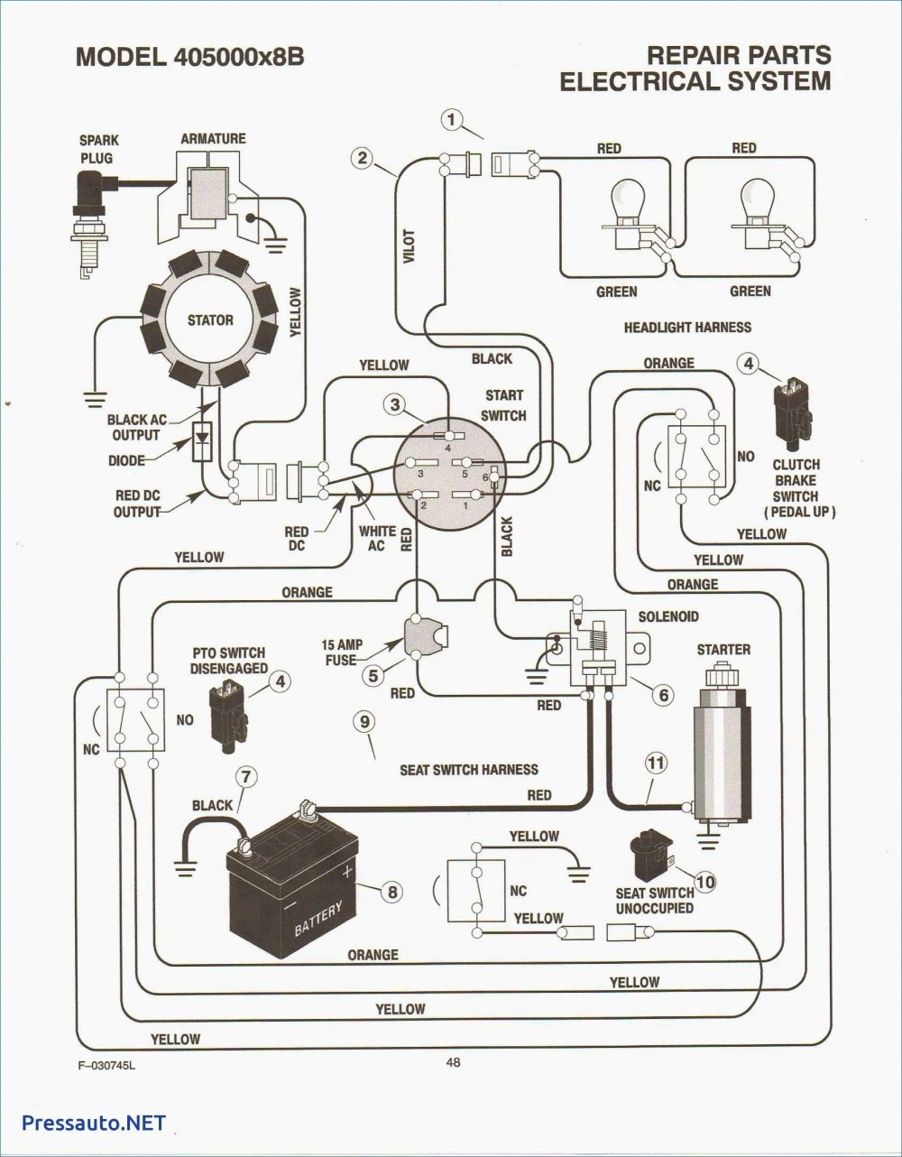 medium resolution of briggs and stratton 11 hp wiring diagram residential electrical briggs and stratton 18 5 engine diagram briggs
