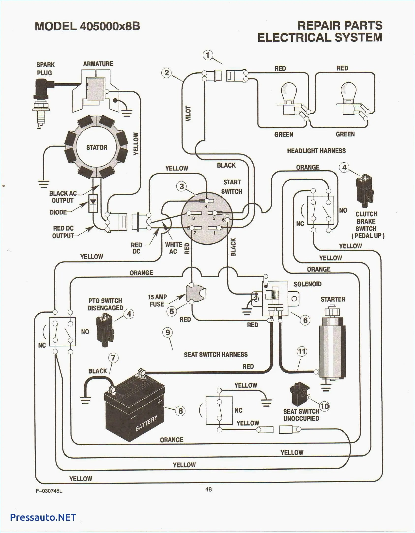 hight resolution of briggs and stratton 11 hp wiring diagram residential electrical briggs and stratton 18 5 engine diagram briggs