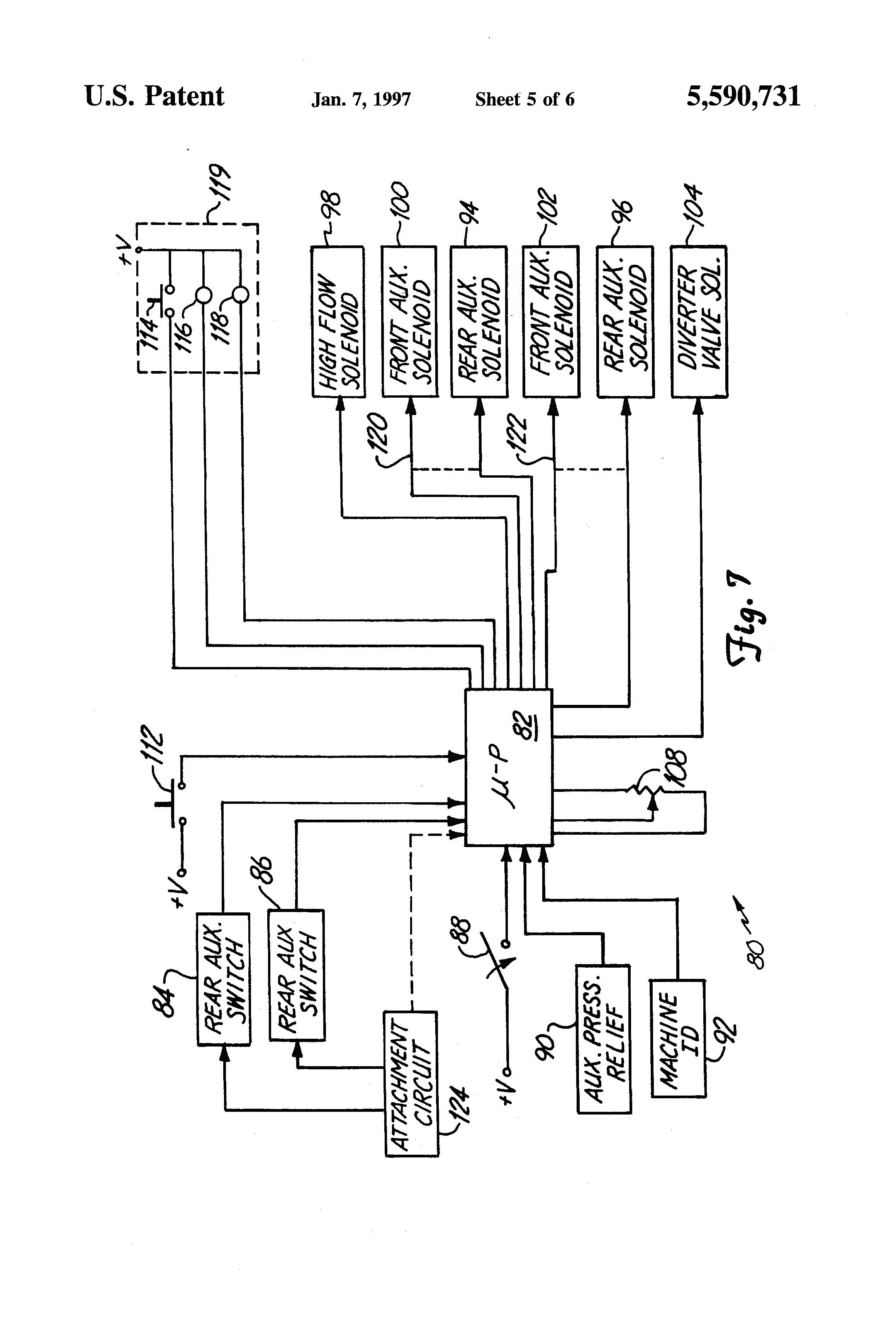 Monarch Hydraulics D Wiring Diagram