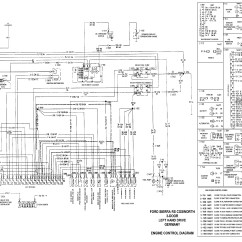 Ford Puma Ecu Wiring Diagram Outlet To Switch Light Fiesta Library 1991 Third Level2011 Diagrams 2002