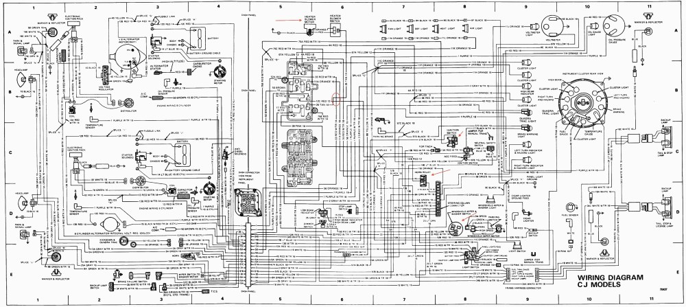 medium resolution of jeep solenoid wiring wiring diagram database 1974 jeep transmission diagram