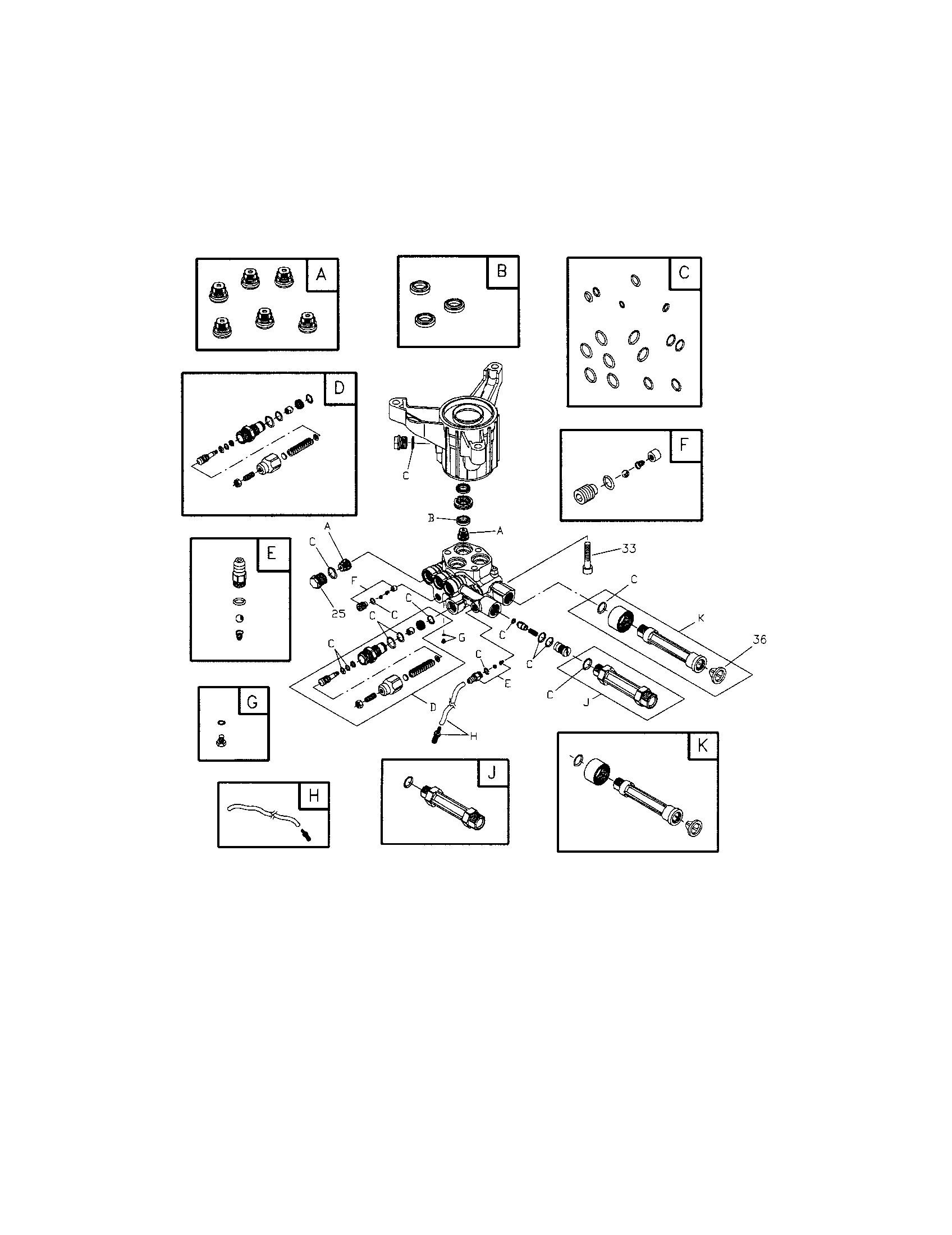 Briggs and Stratton Parts Diagram Snapper 00 Spx2348 48