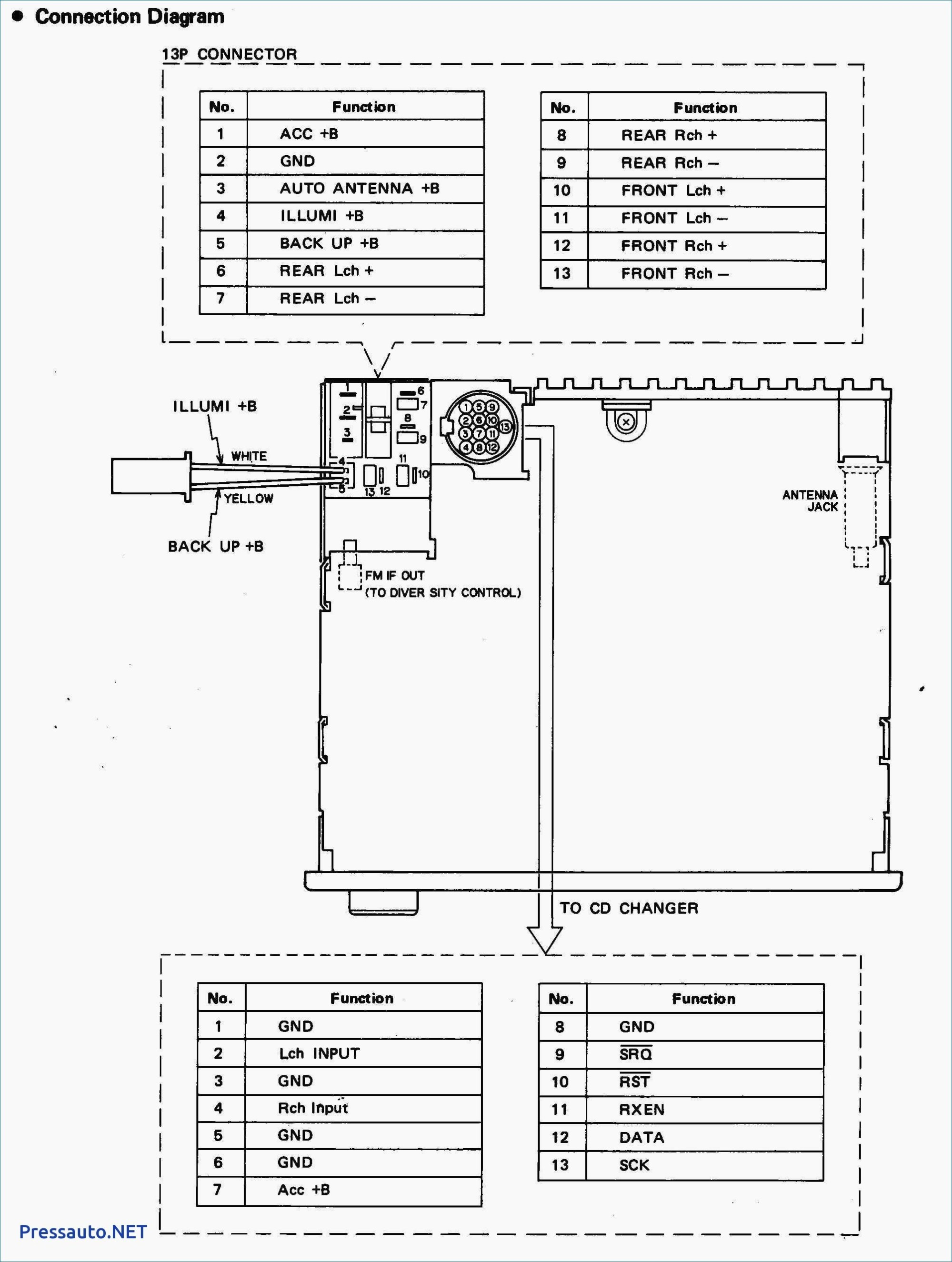 hight resolution of clarion car radio wiring diagram clarion vx 410 wiring harness rh detoxicrecenze com