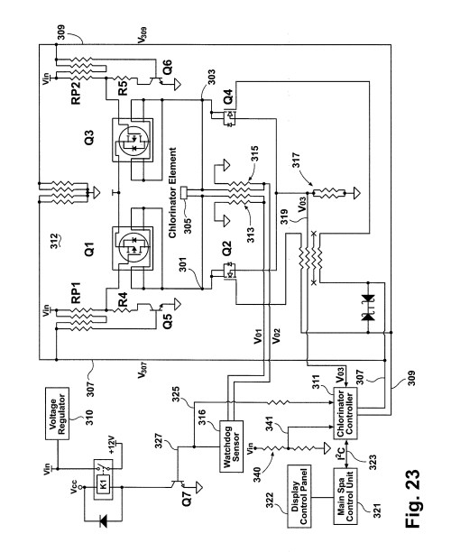 small resolution of diagram spa wiring ecospas