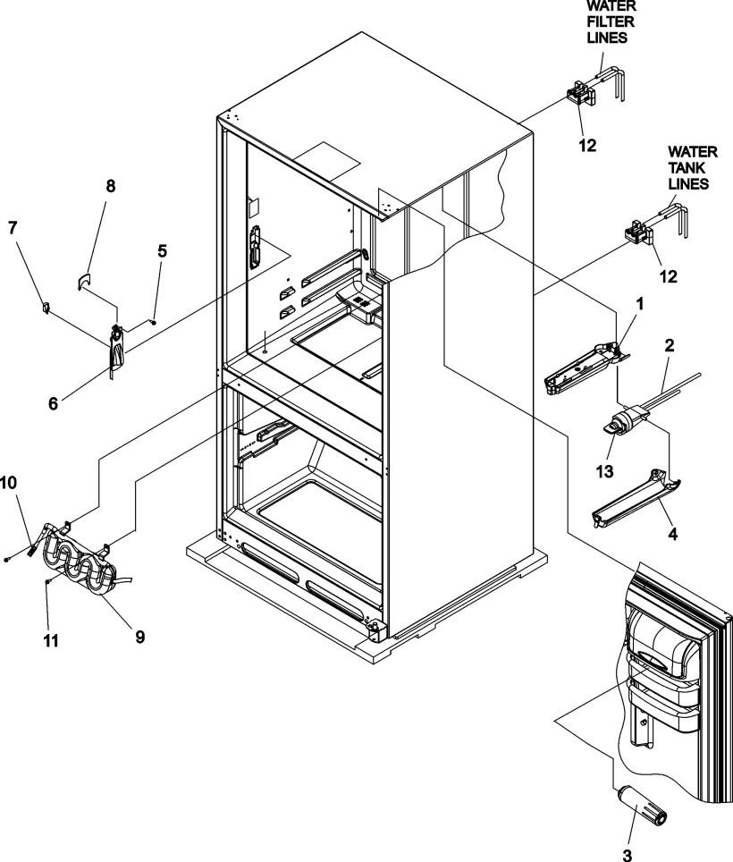 Dometic 3 Way Refrigerator Parts | Kayamotor co