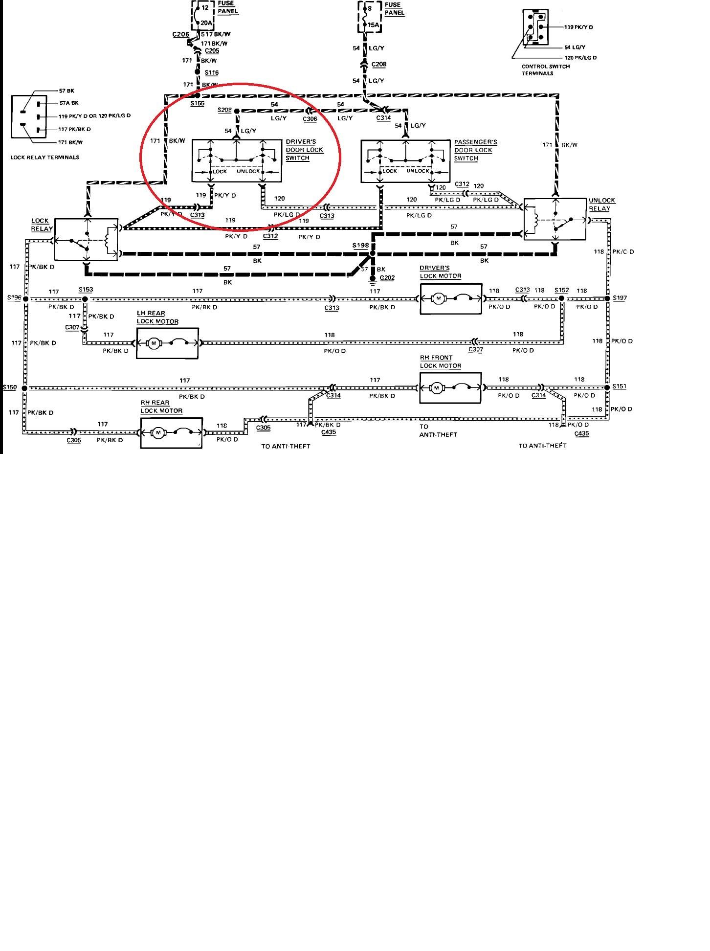 lincoln town car parts diagram trane air conditioner wiring 2005