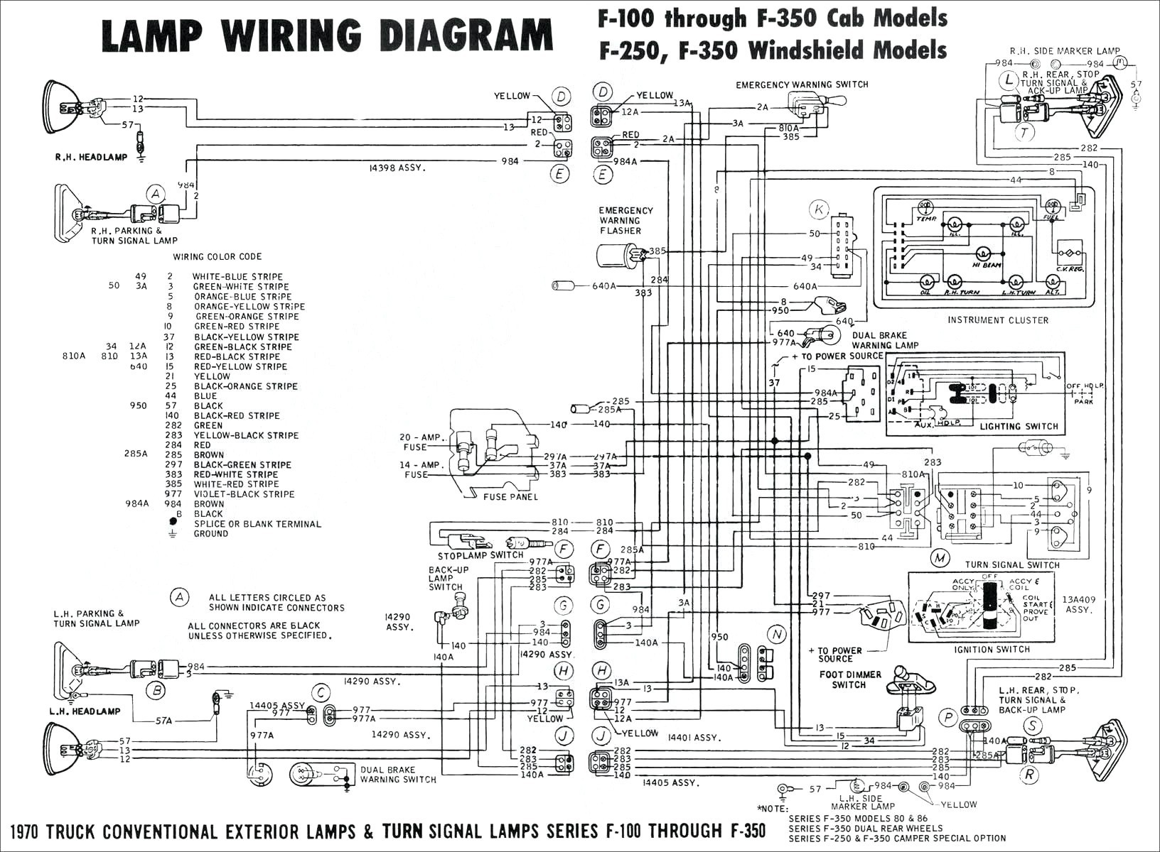 32 Dodge Ram Fuse Box Diagram
